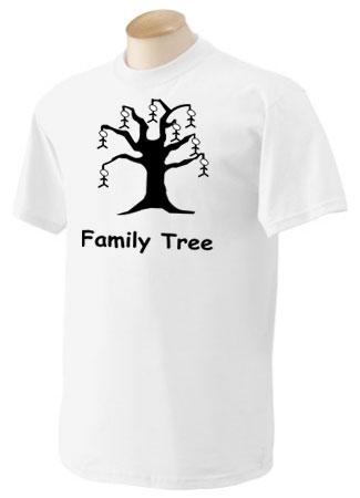 5000G White family tree