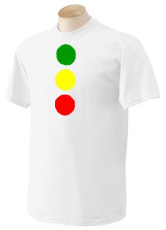 5000G White traffic light