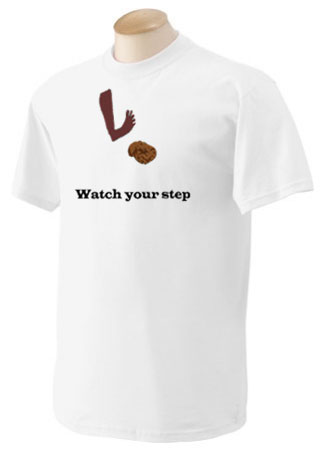 5000G White watch your step